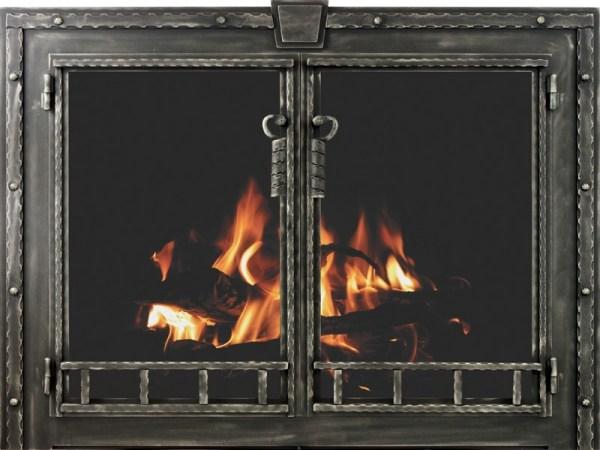 Stoll Rustic Fireplace Doors Kegerreis Stoves